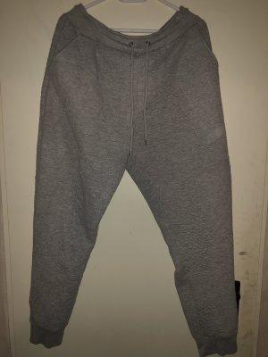 H&M Wollen broek grijs