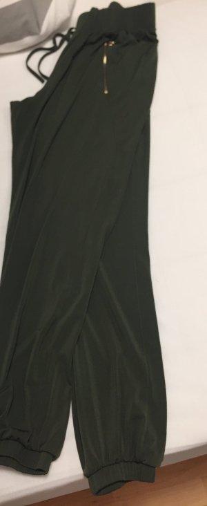 Atmosphere Pantalón de color caqui caqui