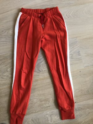 Colorful Rebel Leisure suit red