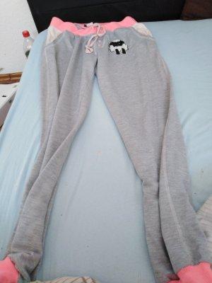 mister*lady Sweat Pants light grey-pink