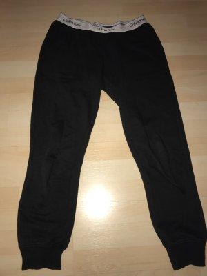 Calvin Klein Pantalon noir-blanc