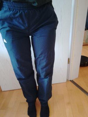 Adidas Pantalon de sport bleu foncé