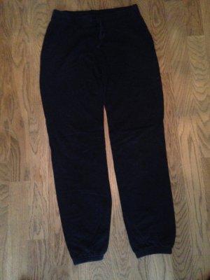Jogginghose in schwarz