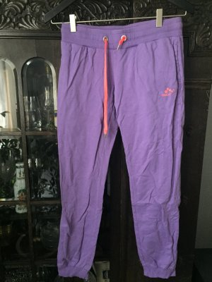 Only Sweat Pants purple-neon pink