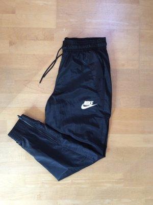 Nike Pantalone fitness nero-bianco