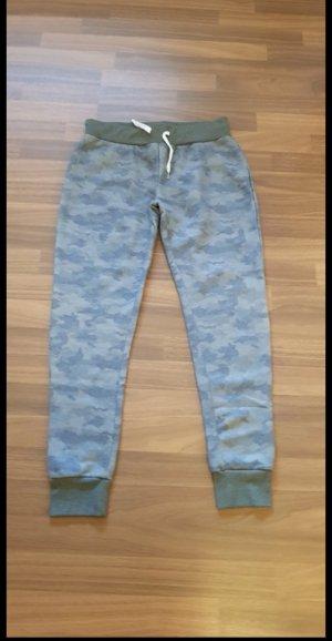 Primark Pantalon de sport vert olive