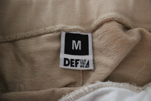 Sweat Pants oatmeal cotton