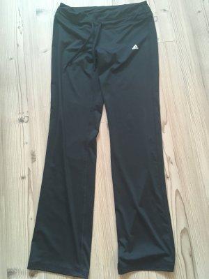 Adidas Pantalon de sport noir-argenté