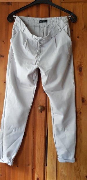 Amisu Pantalón deportivo gris claro