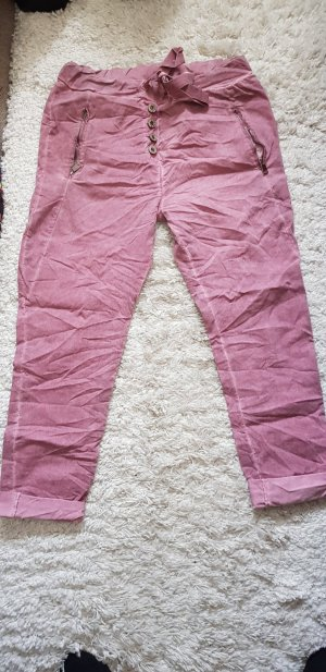 Chinos pink-violet