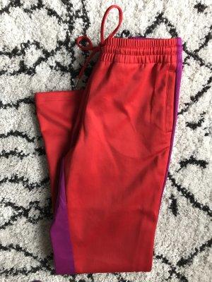 Jake*s Pantalone bloomers rosso mattone-magenta