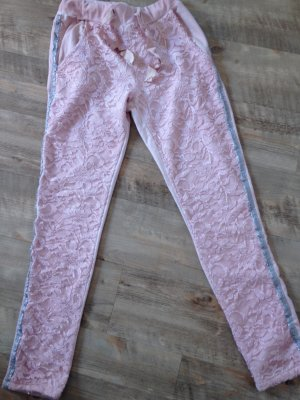 Made in Italy Pantalon «Baggy» multicolore