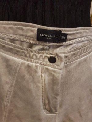 Liebeskind Berlin Pantalone fitness grigio
