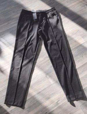 More & More Pantalon de jogging noir