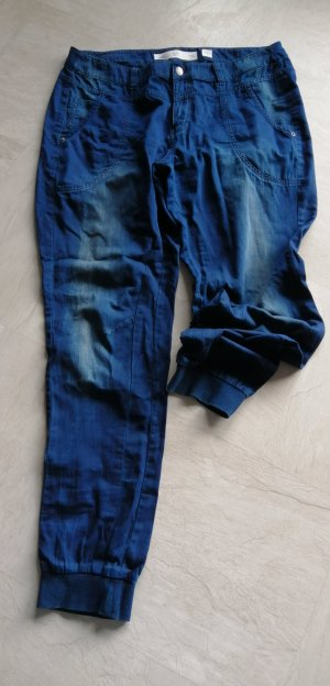 QS by s.Oliver Cargo Pants blue