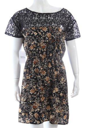 Johann Earl Kleid florales Muster Romantik-Look