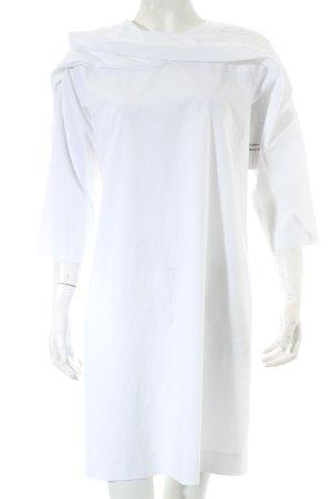 JOHANNA HO Blusenkleid weiß Street-Fashion-Look