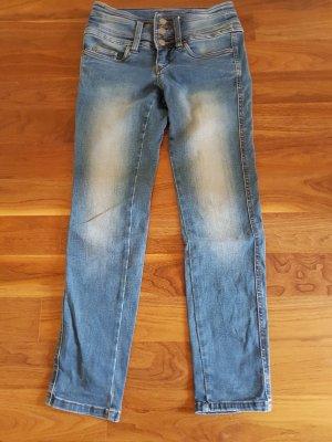 John Baner Jeans slim bleuet
