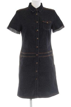 John Baner Denim Dress blue casual look