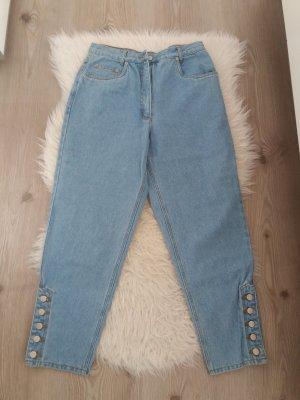 John Baner Peg Top Trousers azure