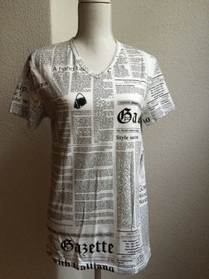 JOHN GALLIANO Gazette Shirt