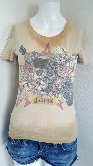 John Galliano, Stretch-Shirt , Größe s