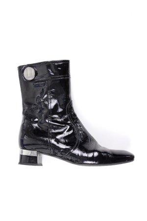 John Grey Stiefel schwarz Größe 38