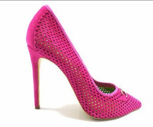 John Richmond pink pointy Pigalle sommer Pumps