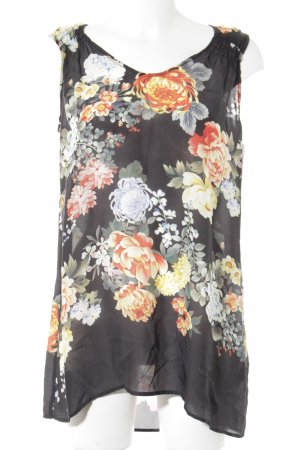 Johnny Was Lange blouse bloemenprint extravagante stijl