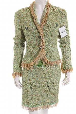 Joie Ladies' Suit multicolored extravagant style