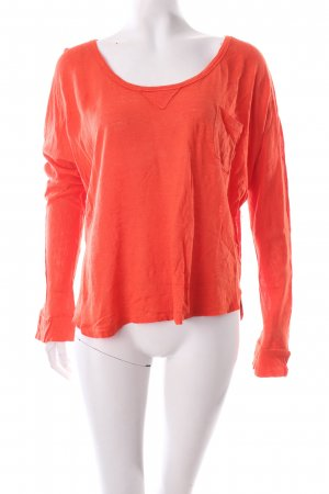 Joie Longsleeve orange Casual-Look
