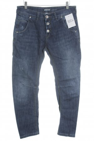 Joker Boyfriendjeans blau Casual-Look