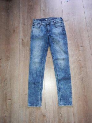 joker jeans gr. 29 blau