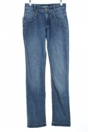 Joker Slim Jeans blau Jeans-Optik