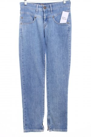 Joker Straight-Leg Jeans hellblau-wollweiß Casual-Look