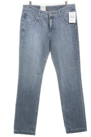 Joker Straight-Leg Jeans himmelblau Casual-Look