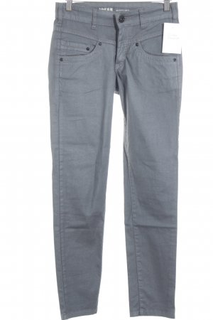 Joker Stretch Jeans grau Casual-Look