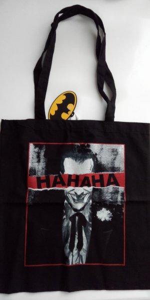 Joker Tasche Beutel Schwarz Neu