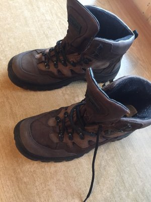 Jomos Lace-up Boots brown