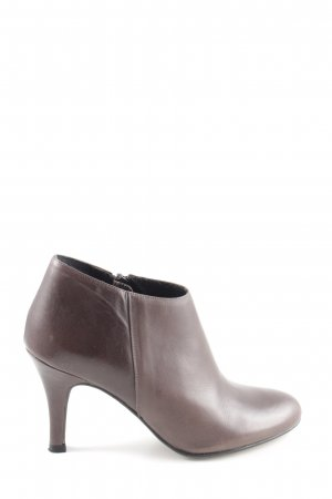 Jonak High-Front Pumps brown business style