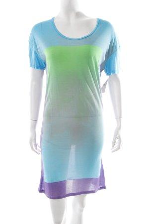 Jonathan saunders Robe t-shirt imprimé abstrait