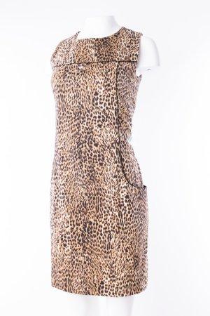 JONES - Ärmelloses Etuikleid mit Leoparden-Print