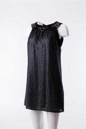 JONES - Ärmelloses Kleid Schwarz