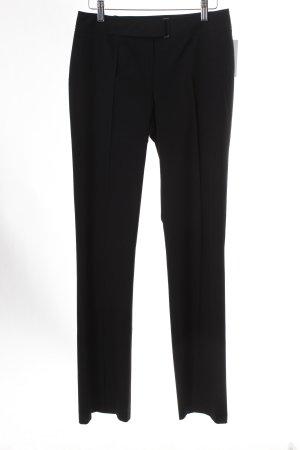 Jones Bundfaltenhose schwarz klassischer Stil