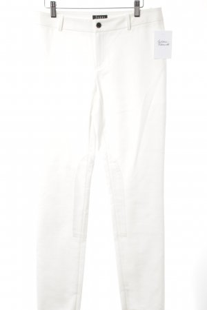 Jones Chinos white simple style