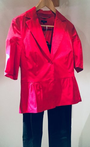 Jones Damen-Blazer, rot, Gr. 38