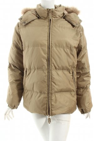 Jones Daunenjacke nude Steppmuster Schimmer-Optik