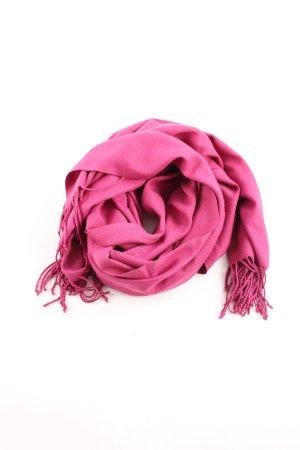 Jones Fransenschal pink Business-Look