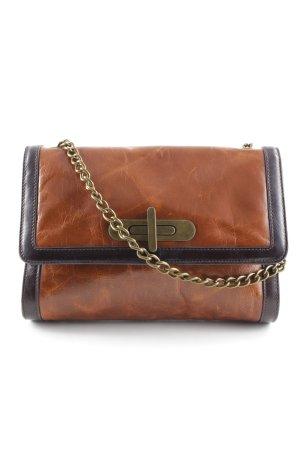 Jones Handtasche braun-dunkelbraun klassischer Stil