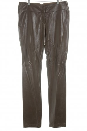 Jones Low-Rise Trousers brown simple style